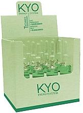Parfums et Produits cosmétiques Traitement en ampoules aux oligo-éléments pour cheveux - Kyo Energy System Vials