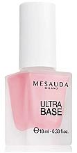 Parfums et Produits cosmétiques Base pour ongles - Mesauda Milano Ultra Base 104