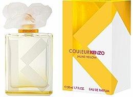 Parfums et Produits cosmétiques Kenzo Couleur Kenzo Jaune-Yellow - Eau de Parfum