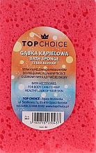 Parfums et Produits cosmétiques Éponge de bain, 30437, rose - Top Choice