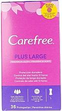 Parfums et Produits cosmétiques Protège-slips hygiéniques - Carefree Plus Large Maxi
