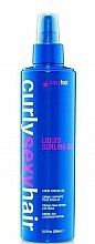Gel liquide coiffante pour cheveux bouclés - SexyHair CurlySexyHair Liquid Curling Gel — Photo N1