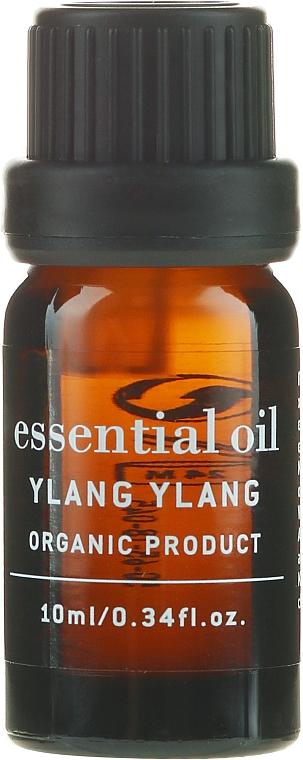 Huile essentielle d'ylang-ylang bio 100% naturelle - Apivita Aromatherapy Organic Ylang-Ylang Oil  — Photo N2