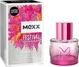 Parfums et Produits cosmétiques Mexx Festival Splashes - Eau de toilette