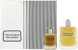 Parfums et Produits cosmétiques Trussardi Riflesso - Coffret (eau de toilette/100ml + eau de toilette/30ml)