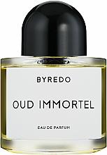 Parfums et Produits cosmétiques Byredo Oud Immortel - Eau de Parfum