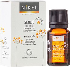 Parfums et Produits cosmétiques Élixir bio à l'immortelle pour visage - Nikel Smile Bio Eliksir