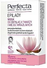 Parfums et Produits cosmétiques Cire d'épilation pour visage et zones sensibles - Perfecta Epilady