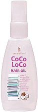 Parfums et Produits cosmétiques Huile pour cheveux - Lee Stafford CoCo LoCo Hair Oil