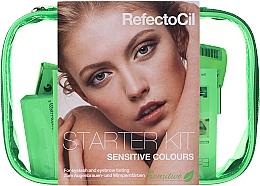 Parfums et Produits cosmétiques Kit de coloration pour cils et sourcils - RefectoCil Lash & Brow Starter Sensitive Kit