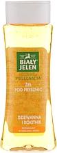 Parfums et Produits cosmétiques Gel douche au molène et argousier - Bialy Jelen Hypoallergenic Shower Gel Mullein And Sea Buckthorn