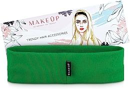Parfums et Produits cosmétiques Bandeau pour cheveux, Be Beauty, vert - MakeUp