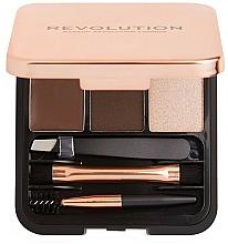 Parfums et Produits cosmétiques Palette sourcils - Makeup Revolution Brow Sculpt Kit
