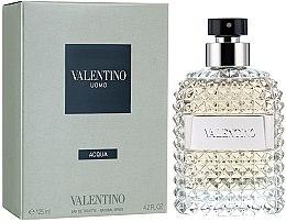 Parfums et Produits cosmétiques Valentino Valentino Uomo Acqua - Eau de Toilette
