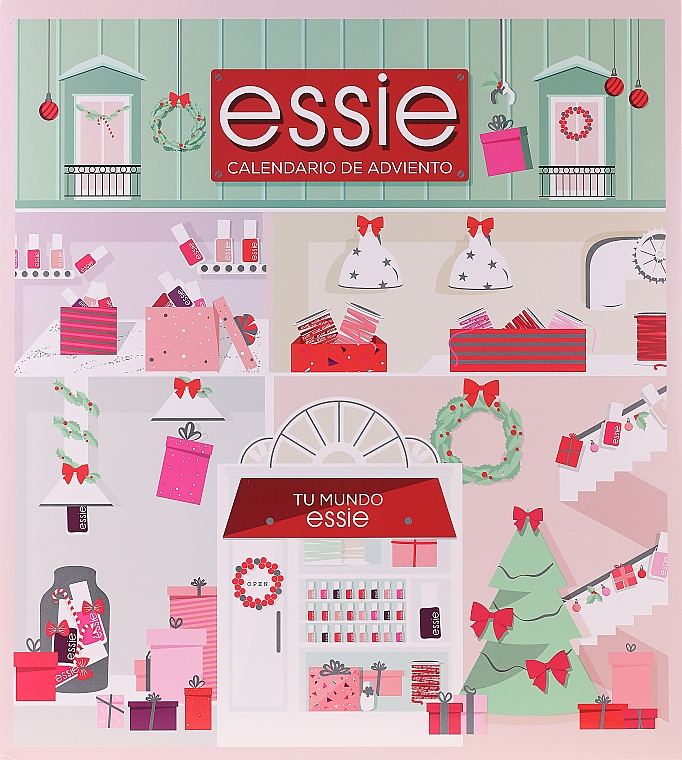 Calendrier de l'Avent - Essie Advent Calendar