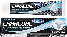 Parfums et Produits cosmétiques Dentifrice au charbon actif - Beauty Formulas Charcoal Activated Fluoride Toothpaste