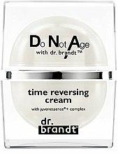 Parfums et Produits cosmétiques Crème à l'huile de pépins de raisin pour visage - Dr. Brandt Do Not Age Time Reversing Cream