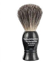 Parfums et Produits cosmétiques Blaireau de rasage, noir - Taylor of Old Bond Street Shaving Brush Pure Badger size S
