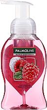 Parfums et Produits cosmétiques Mousse lavante à la framboise pour mains - Palmolive Magic Softness Foaming Handwash Raspberry