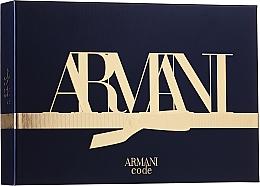 Parfums et Produits cosmétiques Giorgio Armani Armani Code - Coffret (eau de toilette/125ml + déodorant stick/75g + gel douche/75ml)