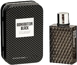 Parfums et Produits cosmétiques Linn Young Admiration Black - Eau de Toilette