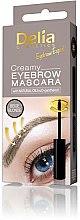 Parfums et Produits cosmétiques Mascara crémeux pour sourcils - Delia Creamy Eyebrow Mascara