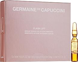 Parfums et Produits cosmétiques Sérum action immédiate pour visage - Germaine de Capuccini Flash Lift