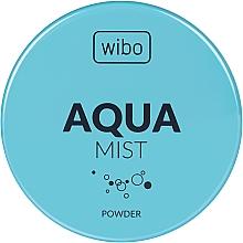 Parfums et Produits cosmétiques Poudre rafraîchissante pour visage - Wibo Aqua Mist Fixing Powder