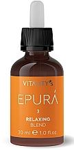 Parfums et Produits cosmétiques Concentré apaisant à l'extrait de sureau pour cheveux - Vitality's Epura Relaxing Blend