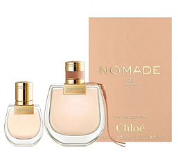 Parfums et Produits cosmétiques Chloe Nomade - Coffret (eau de parfum/75ml + eau de parfum/20ml)
