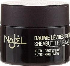 Parfums et Produits cosmétiques Baume à lèvres au beurre de karité - Najel Shea Butter Lip Balm