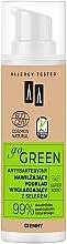 Parfums et Produits cosmétiques Fond de teint antibactérien - AA Go Green Foundation