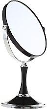 Parfums et Produits cosmétiques Miroir à poser double face 85642, noir - Top Choice