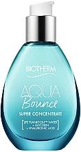 Parfums et Produits cosmétiques Concentré visage - Biotherm Aqua Bounce Super Concentrate Plump
