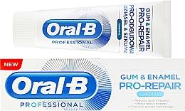 Parfums et Produits cosmétiques Dentifrice réparateur - Oral-B Professional Gum & Enamel Pro-Repair Original
