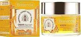 Parfums et Produits cosmétiques Crème jour et nuit au miel de Manuka et gelée royale - Bielenda Manuka Honey Nutri Elixir Day/Night Cream
