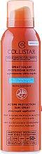 Parfums et Produits cosmétiques Spray solaire protection active SPF 50, résistant à l'eau - Collistar Speciale Abbronzatura Active Protection Sun Spray