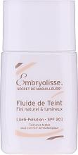 Parfums et Produits cosmétiques Fluide pour visage - Embryolisse Secret De Maquilleurs Liquid Foundation Spf 20