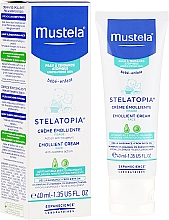 Parfums et Produits cosmétiques Crème émolliente à l'extrait d'avocat pour visage - Mustela Bebe Emollient Cream