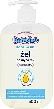 Parfums et Produits cosmétiques Gel nettoyant hypoallergénique au panthénol pour mains - Bambino Family Gel