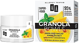 Crème nourrissante pour visage - AA Granola Bowls — Photo N1