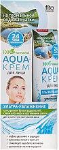 Parfums et Produits cosmétiques Aqua-crème à base d'eau thermale du Kamchatka pour visage - FitoKosmetik