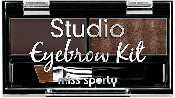 Palette sourcils - Miss Sporty Studio Eyebrow Kit