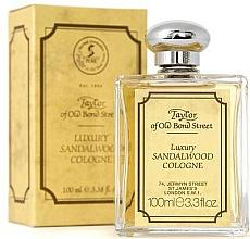 Parfums et Produits cosmétiques Taylor Of Old Bond Street Sandalwood - Eau de Cologne