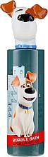 Parfums et Produits cosmétiques Bain moussant, La vie secrète des animaux de compagnie - The Secret Life Of Pets Max Bubble Bath