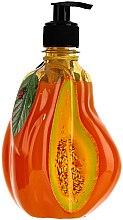 Parfums et Produits cosmétiques Savon liquide crémeux, Melon - Délicieux secrets