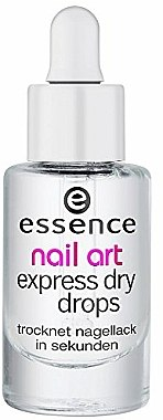 Gouttes séchage express - Essence Circus Circus Nail Art Express Dry Drops