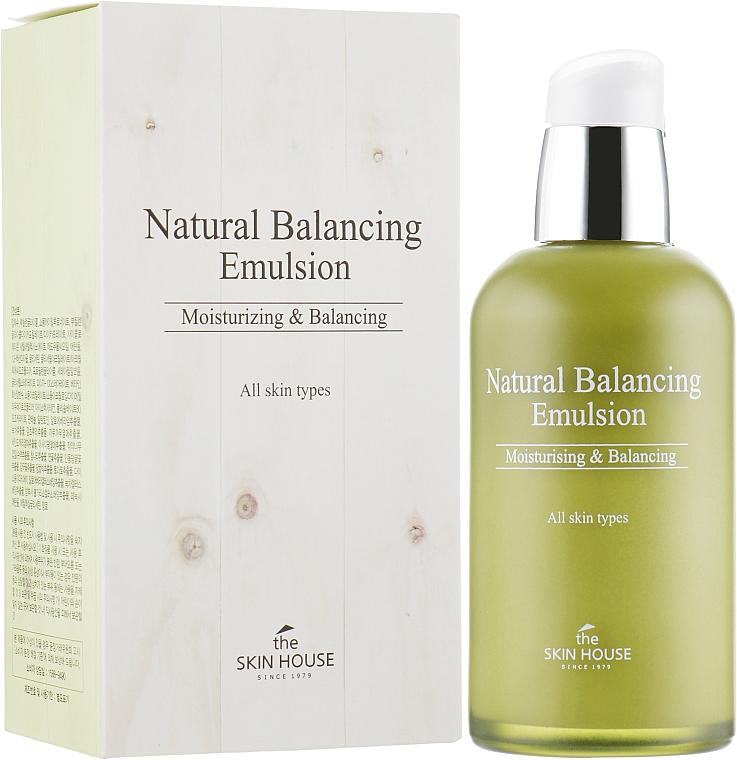 Emulsion à l'aloès pour visage - The Skin House Natural Balancing Emulsion
