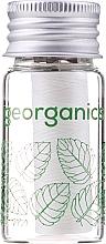 Parfums et Produits cosmétiques Fil dentaire en soie, 50 m - Georganics Natural Floss Spearmint