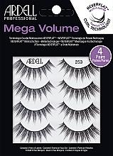 Parfums et Produits cosmétiques Faux cils - Ardell Mega Volume 253